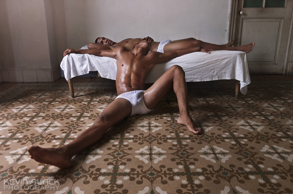 Back in Bed with Marlon and Andro #34