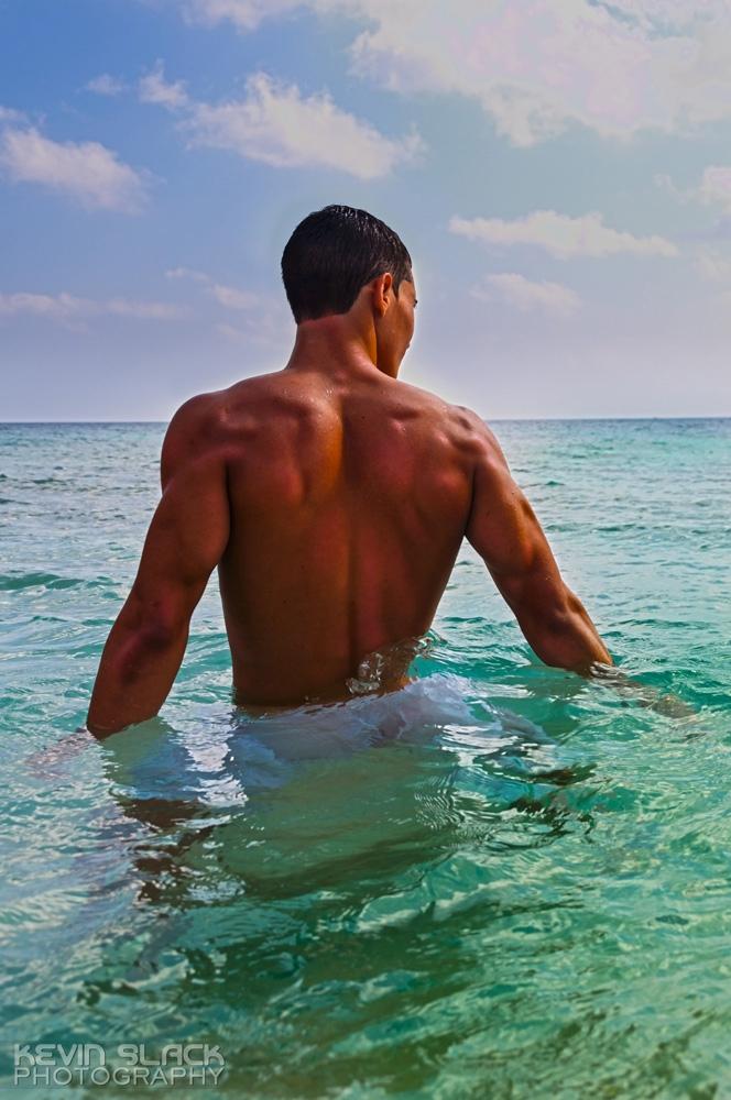 Enrique at Megano Beach 1 #67