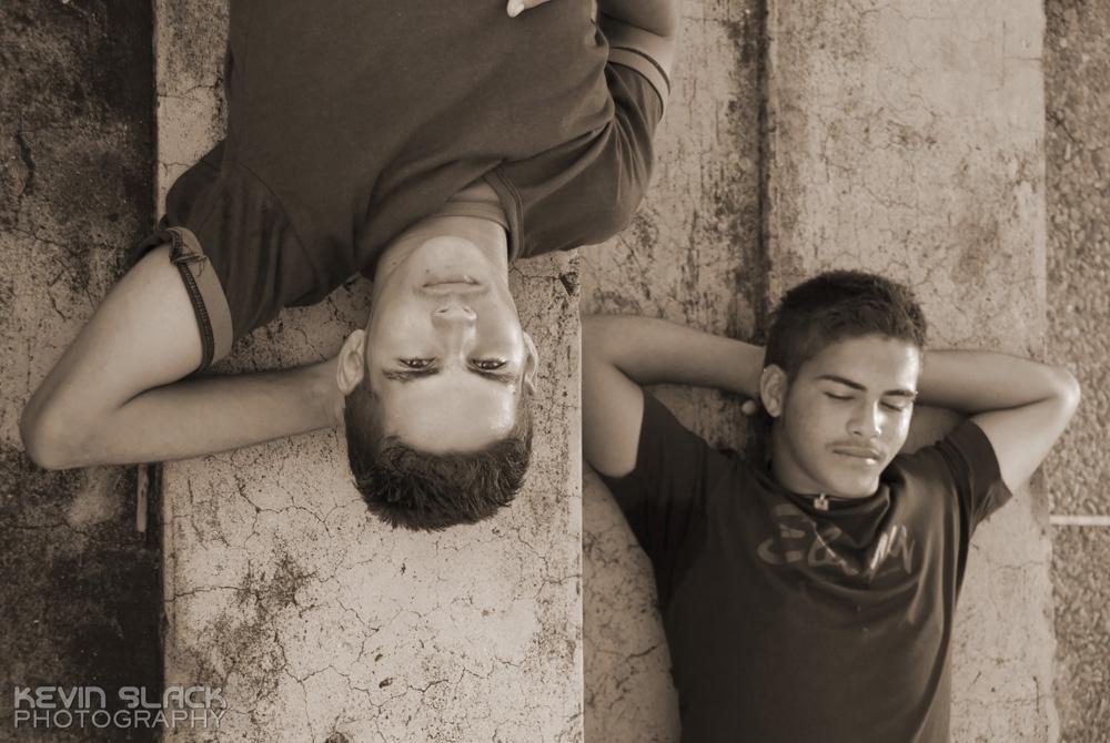 Francisco y Ricardo, Collected #3