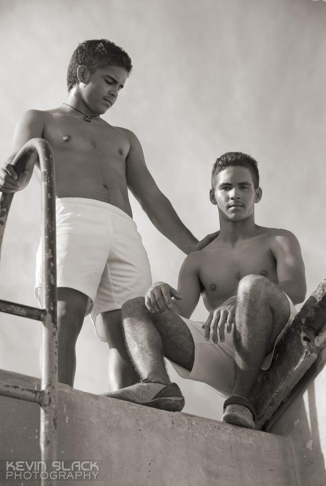 Francisco y Ricardo, Collected #27