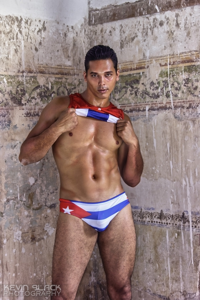 Jorge Luis is Captain Cuba #3