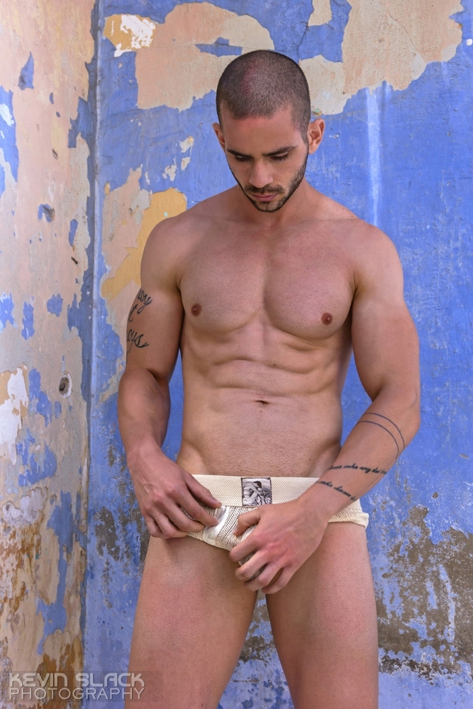 Ricardo in Briefs or Jockstrap #3