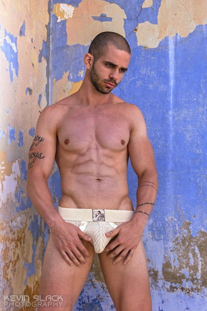 Ricardo in Briefs or Jockstrap #5