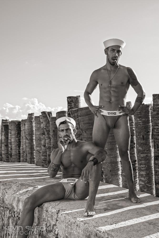 The Honeybrown Twins at Mi Cayito Part 2 #15