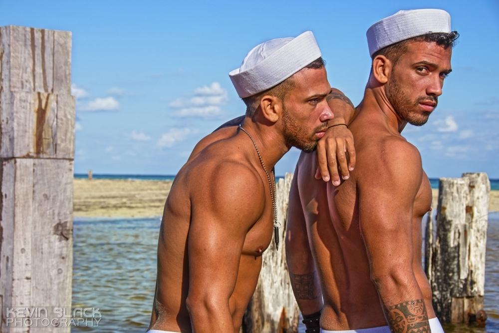 The Honeybrown Twins at Mi Cayito Part 2 #29