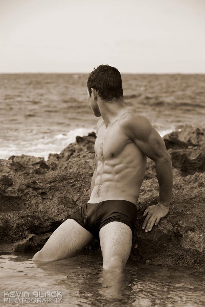 To Playa del Chivo, with Yosmany #43