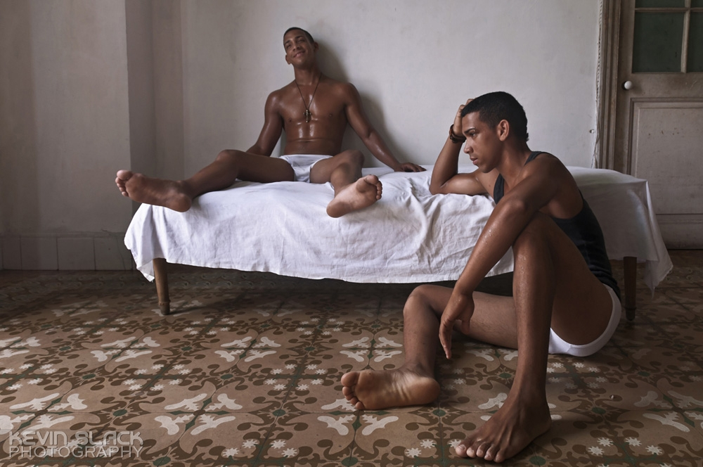 Back in Bed with Marlon and Andro #2
