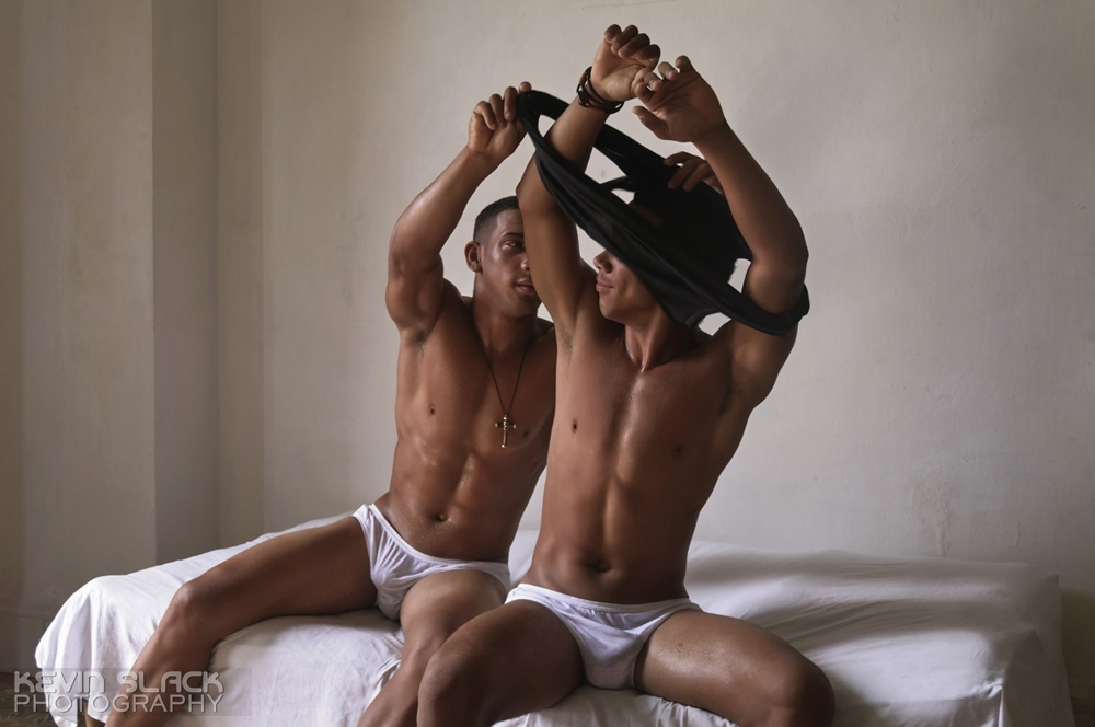 Back in Bed with Marlon and Andro #9