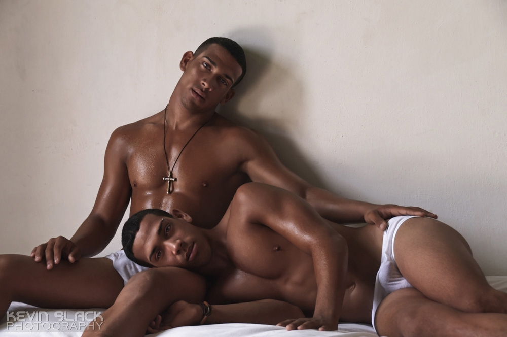 Back in Bed with Marlon and Andro #11