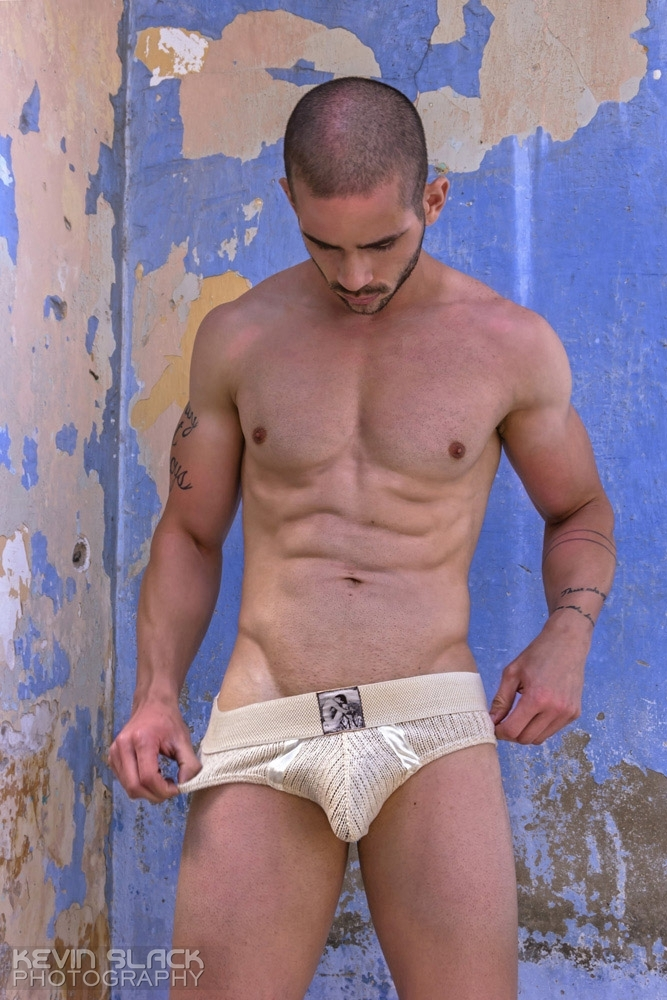 Ricardo in Briefs or Jockstrap #2