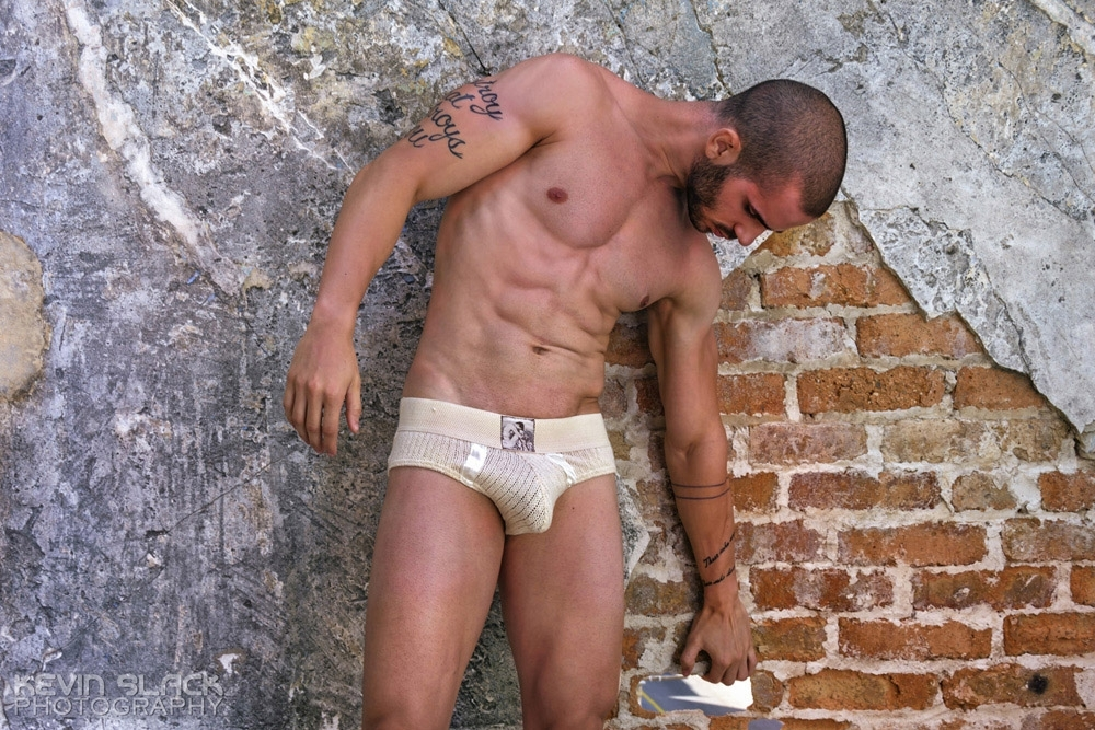 Ricardo in Briefs or Jockstrap #29