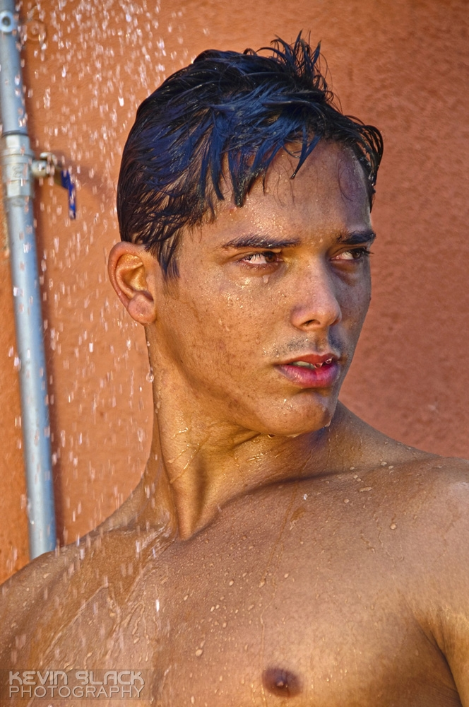 The Rooftop Shower with Michel and Jorge Luis #22